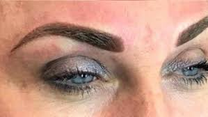 New Eyebrow Tattoo Technique Soft Diffused Ombre Eyebrows U2013 Permanent Make Up Glasgow Million