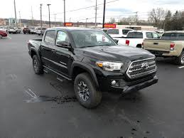 new 2017 toyota tacoma trd off road double cab in hermitage 40867