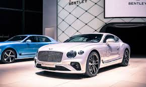 bentley front the new bentley continental gt looks gorgeous carwitter