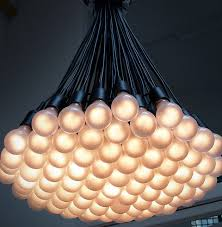 Light Bulb Chandeliers Marvelous Chandelier In A Light Bulb Pictures Simple Design Home