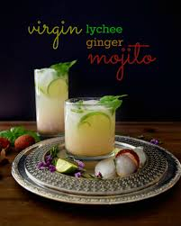 lychee cocktail virgin lychee ginger mojito with tips on making a perfect mojito