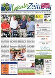 Lokale Zeitung Laubenheim VG Bodenheim August 2016 by David Weiß issuu