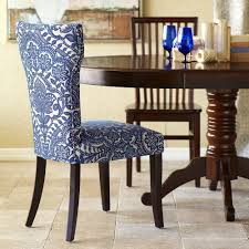 beautiful navy blue dining chair in interior design for home with
