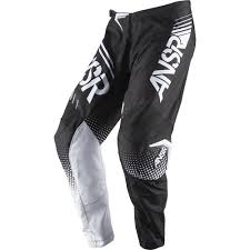 youth xs motocross helmet answer 2017 kids mx new syncron black white jersey pant youth