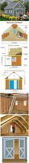 12 X 20 Barn Shed Plans 10 X 12 Cabin Shed Board And Batten Raised Roof Sheds U0026 Garages