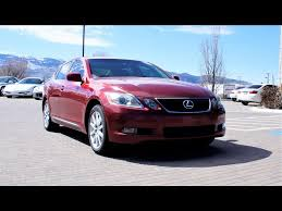 lexus vin decoder options 2006 lexus gs 300 awd for sale in reno nv stock 2767