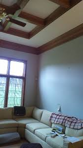 what neutral interior paint color works with the smoky golden oak