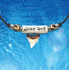 tooth necklace images Shark tooth necklace never quit jpg