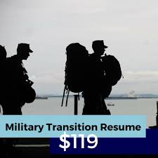 military transition resume examples resume services military transition resume 119 military men and women save over 25 on our professional