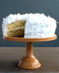 coconut layer cake recipe coconut cake and lemon cream