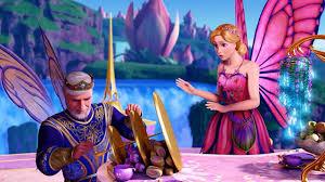 barbie mariposa u0026 fairy princess royal tea