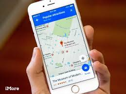 New York Google Maps by Redesigned Google Maps Rolling Out Now To Iphones And Ipads Imore