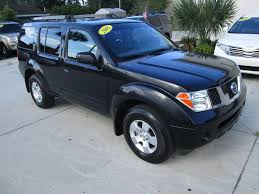 pathfinder nissan black used nissan pathfinder under 7 000 in florida for sale used