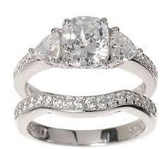 qvc wedding bands 93 best rings images on rings jewelry and rings