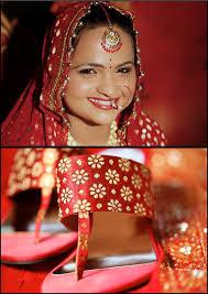 wedding shoes india stylish real brides and their wedding shoes india s wedding