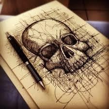 drawing skull drawing pinterest drawings sketches and skull