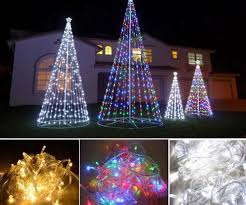 grande then lighted outdoor decorations interior home