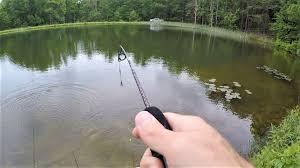 ultra light ice fishing rods trout magnet ultra light ice rod panfish fishing youtube