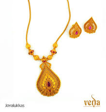 light weight gold necklace designs indian jewellery and clothing light weight gold jewellery of veda