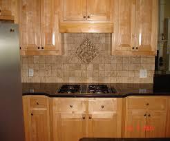 Backsplash Tile Patterns For Kitchens Kitchen Tile Backsplash Ideas With Maple Cabinets All Home