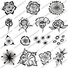 pictures easy floral designs drawing art gallery