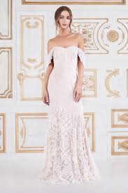 affordable wedding affordable wedding dresses from tadashi shoji