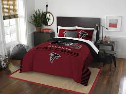 amazonbasics bedding sets with more ease bedding with style nfl atlanta falcons draft two sham set black full queen size