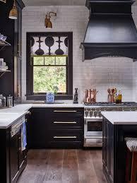Gold Kitchen Cabinets - black and gold kitchen ideas u0026 photos houzz