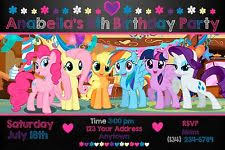 my little pony greeting cards and invitations ebay