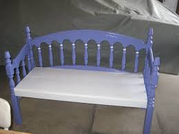 Bed Frame Bench Bed Frame Made Into A Bench For G Ma Sharon 0001 Wmv