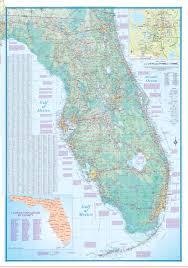 Florida Map Gulf by Maps Update 600385 Florida Travel Map U2013 Maps Update 600385