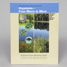 stc program organisms from macro to micro student guide and