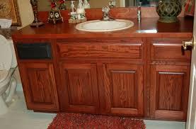 Refinish Vanity Cabinet Refinishing Bathroom Vanity Gel Stain Bathroom Decor Ideas