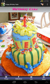 How To Decorate Birthday Cake Happy Birthday Cake Designs Android Apps On Google Play