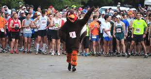 turkey trots the 20 most races in the u s greatist