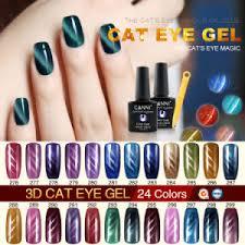 china 51023h canni nail art free samples soak off cat eye nail gel