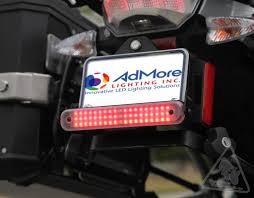 Led Light Bar For Dirt Bike by Admore Lighting High Output Premium Led Light Bar Running Brake