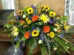 casket sprays wildflower casket spray casket spray in kingston tn humble bee