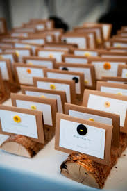 how to make table seating cards 27 lovely autumn wedding seating charts and escort cards weddingomania