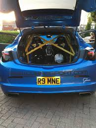 astra j vxr track spec kw clubsports roll cage in faringdon