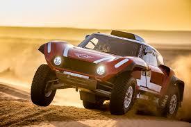rally mini truck mini john cooper works buggy revealed for 2018 dakar rally