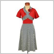Nautical Theme Dress - en iyi 17 görüntü 1900s 1930s day wear pinterest u0027te gündüz