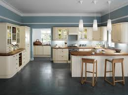 Ideas For Painting Kitchen Cabinets Kitchen Cream Shaker Kitchen Cabinets Kitchen Paint Colors With