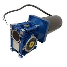 Jual Lu Dc 12v dc12v10rpm high torque worm reducer geared motor low speed gearbox