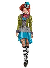 Womens Mad Hatter Halloween Costume Alice Mad Hatter Costume Topic