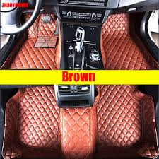 aliexpress com buy zhaoyanhua car floor mats for mercedes benz