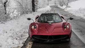 pagani huayra red pagani huayra recalled for airbag that can deploy improperly