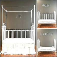When To Convert Crib Into Toddler Bed Toddler Bed Luxury How To Turn Baby Crib Into Toddler Bed How To