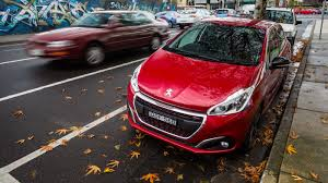 peugeot car hire europe 2016 peugeot 208 gt line review caradvice