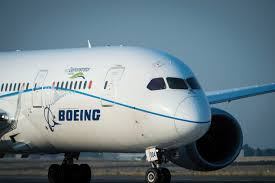boeing named u0027eco company of the year u0027 by air transport world